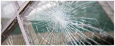 Bangor Smashed Glass